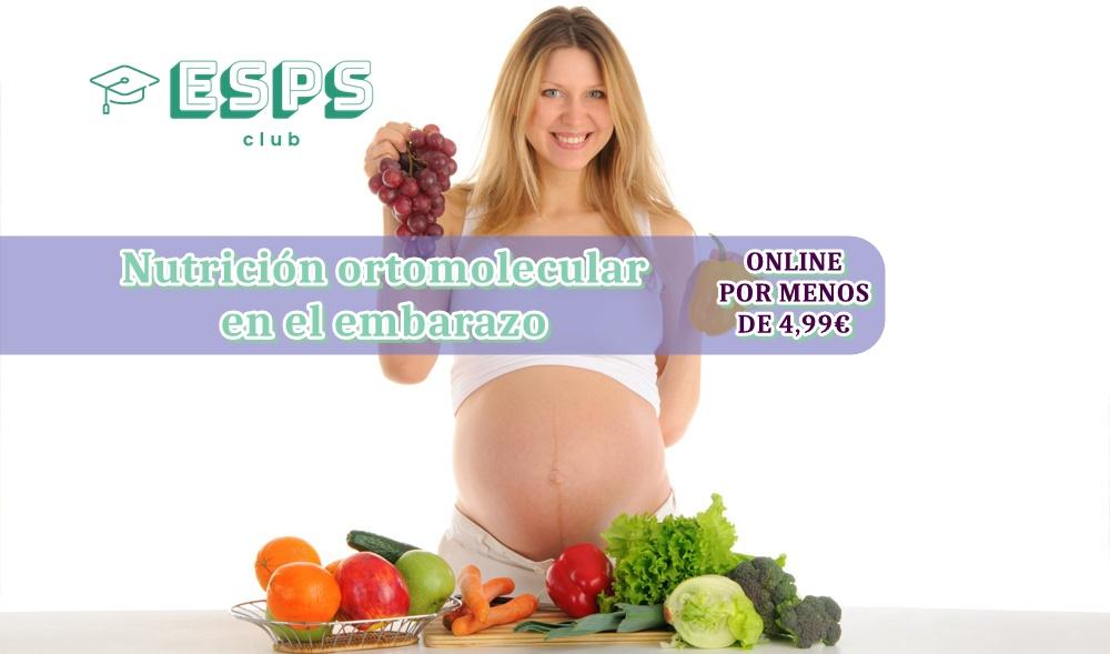 Nutrición ortomolecular en el embarazo